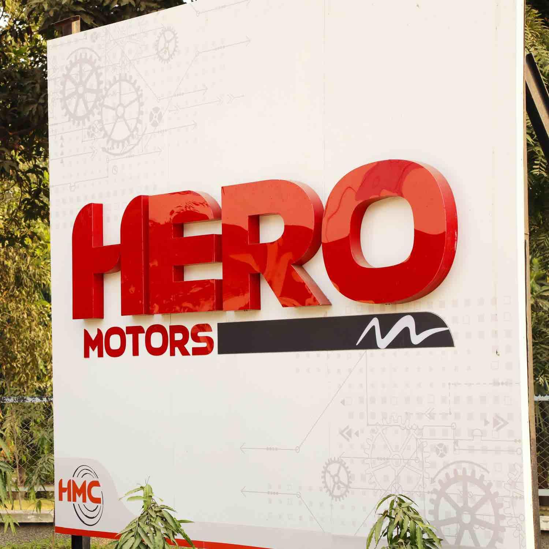 Hero Motors in India